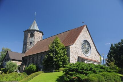 St. Hubertus Kirche in Müschede